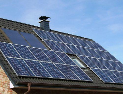 Finanziamento pannelli solari e fotovoltaici