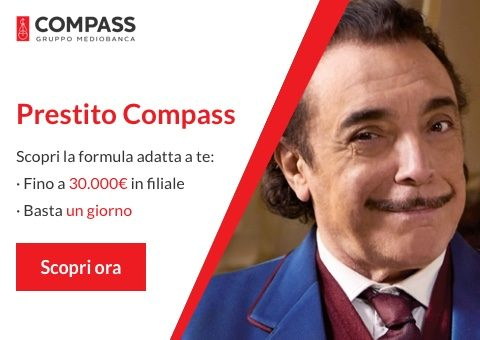 Prestito Compass Leggero, dettagli!