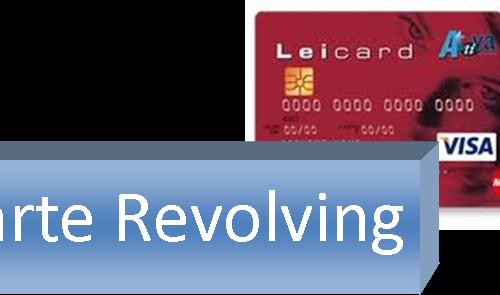 Carte Revolving, prestiti non convenzionali !